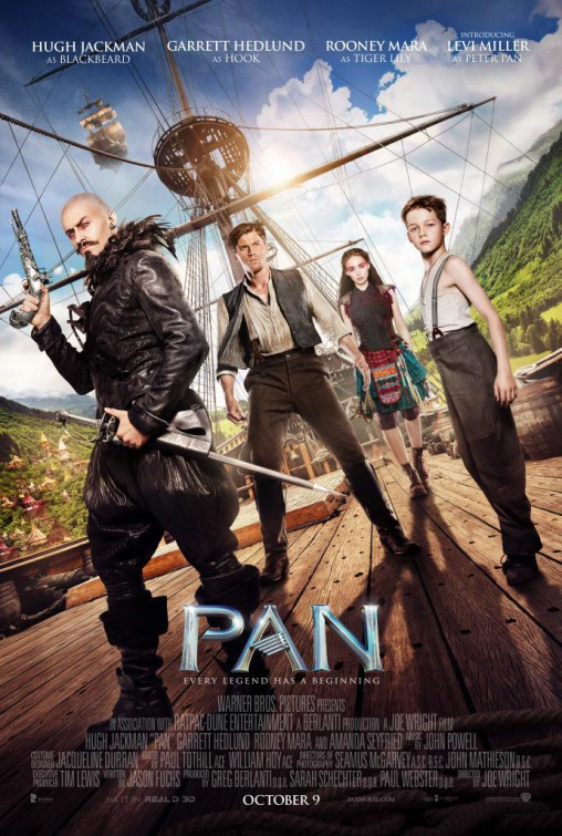 Pan film review: will it have you Hook-ed?