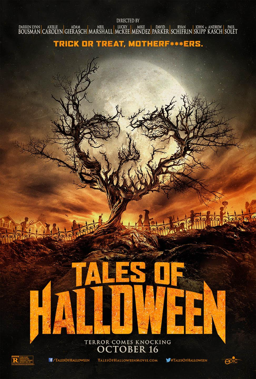 Tales Of Halloween film review: a ghoulish good time | SciFiNow - The ...