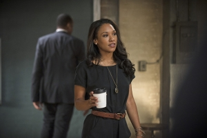 The Flash: Iris West on representing a new generation