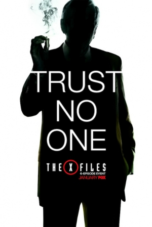 The X-Files new poster brings back Cigarette Smoking Man