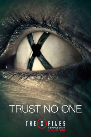 The X-Files revival series new posters are eye-catching