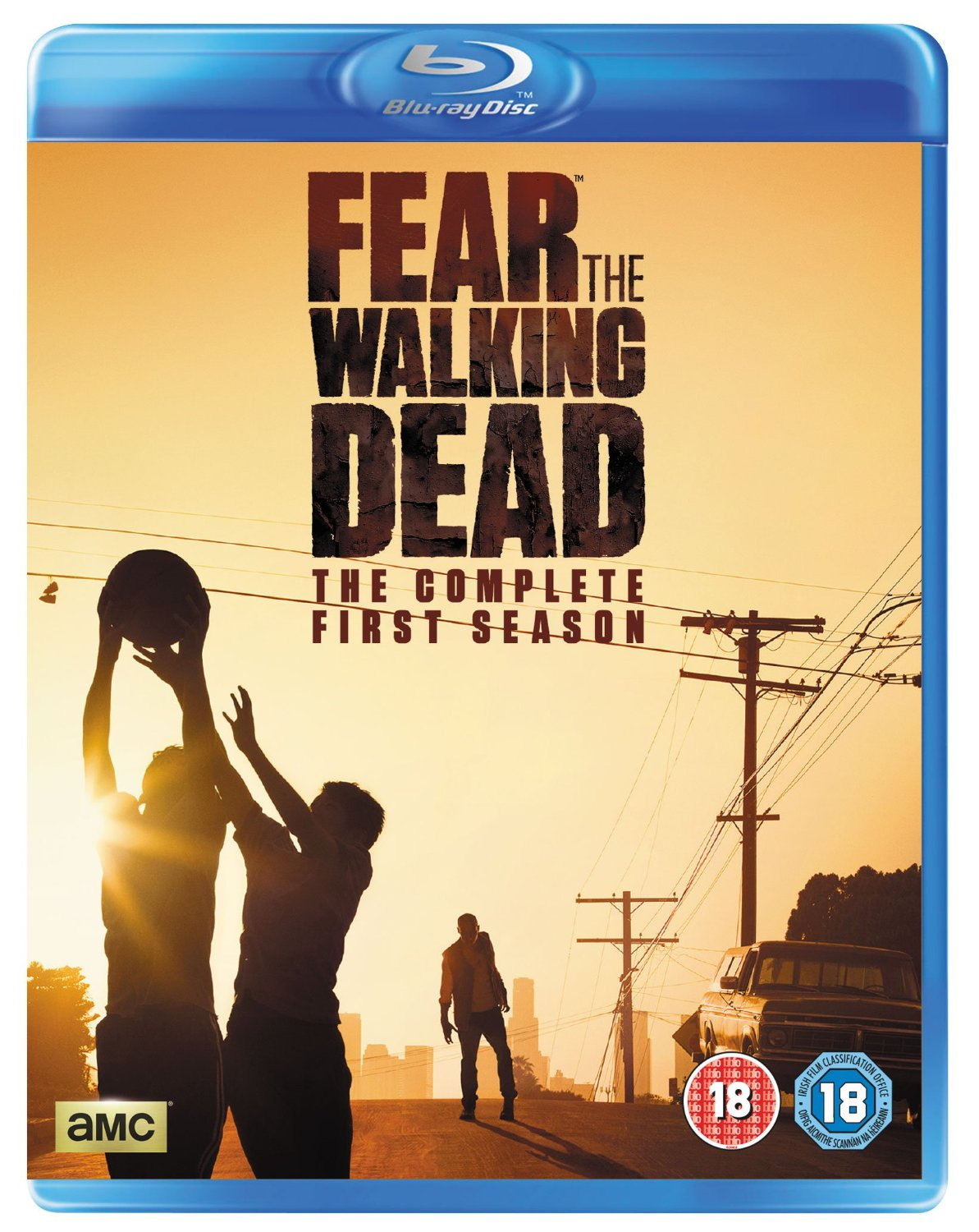 Fear The Walking Dead Season 1 Blu-ray review