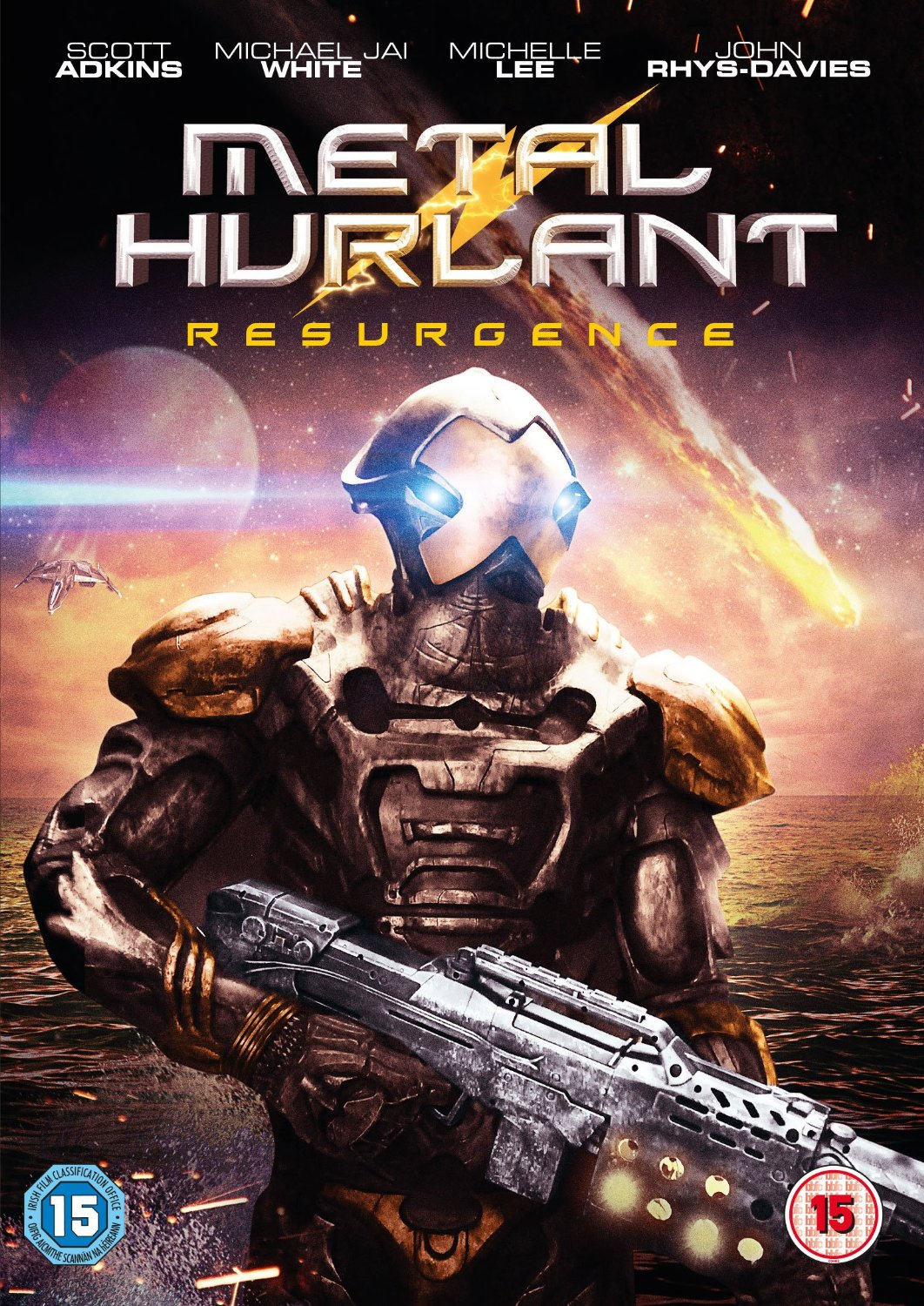 Metal Hurlant Resurgence DVD review