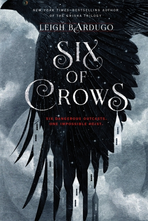 Win Leigh Bardugo's Six Of Crows with our competition!