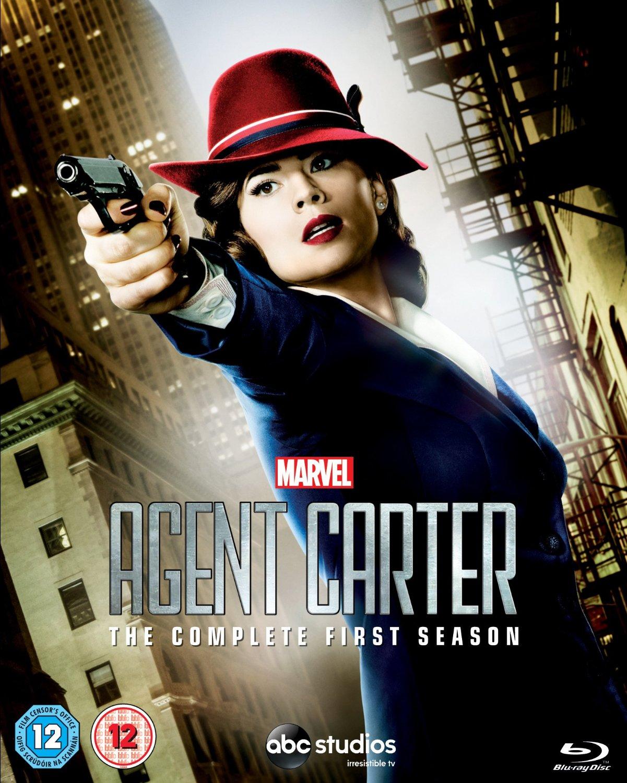 Agent Carter Season 1 Blu-ray review: Marvel's super-spy strikes