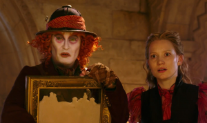 Alice Through The Looking Glass trailer is Mad as a Hatter