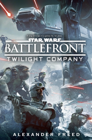 Star Wars Battlefront: Twilight Company book review