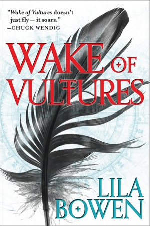 Wake Of Vultures by Lila Bowen book review