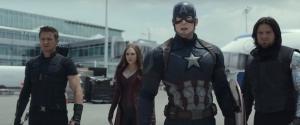 Captain America 3 Civil War trailer pits Iron Man vs Cap