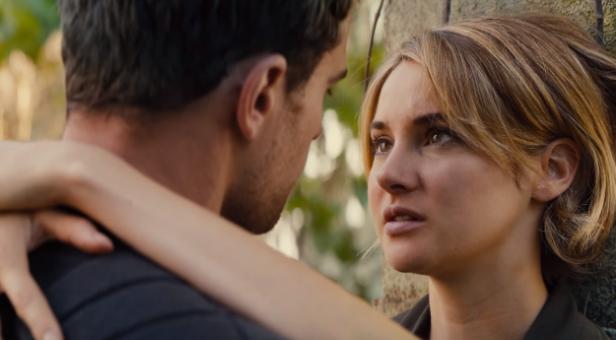 Divergent 3 Allegiant trailer