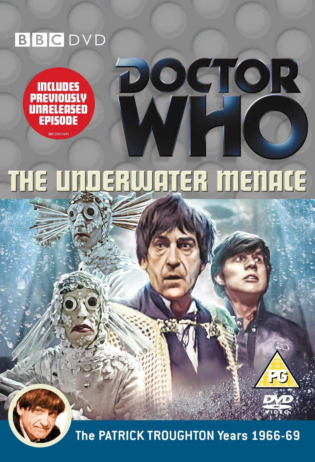 Doctor Who: The Underwater Menace DVD review