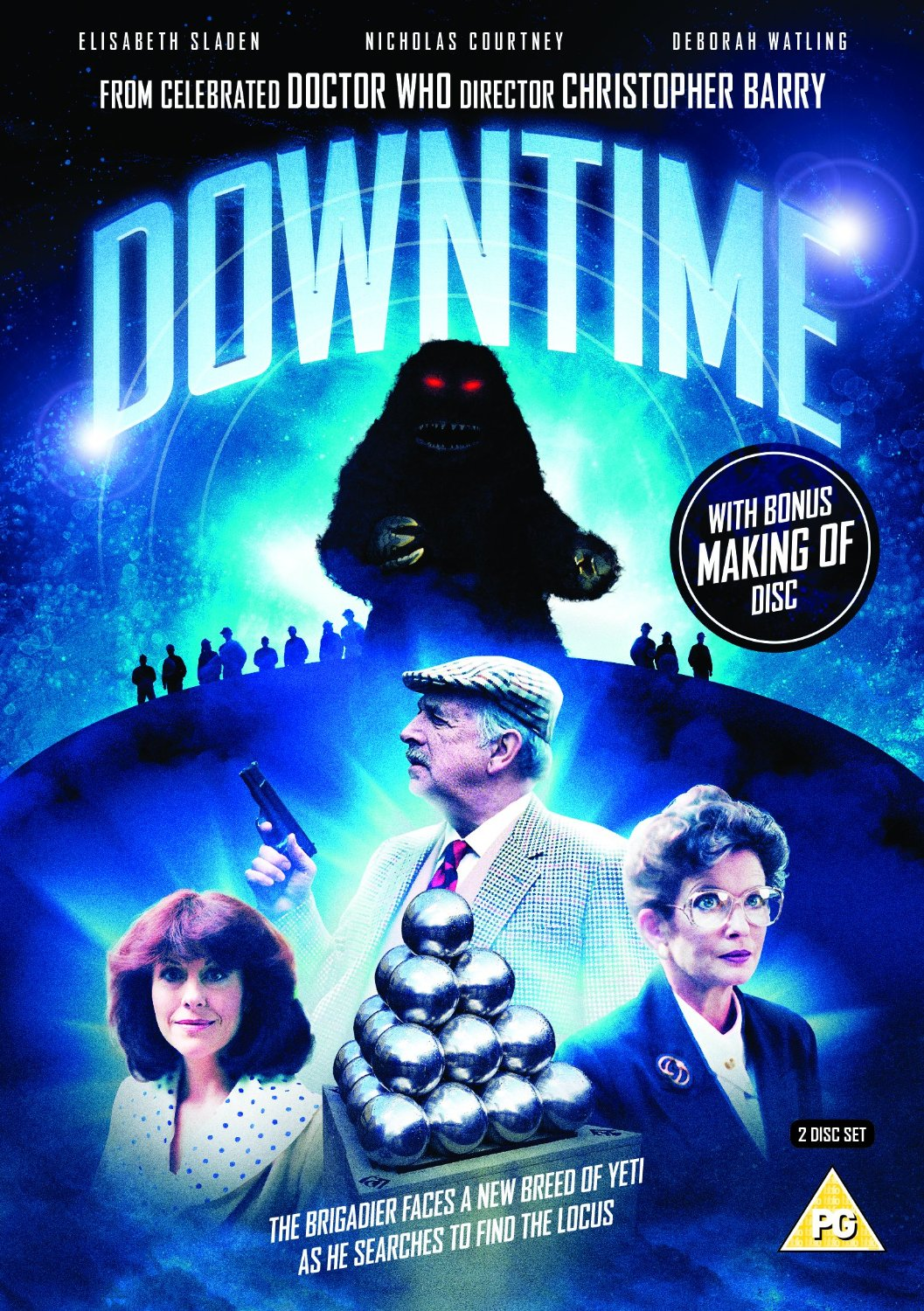Downtime DVD review: the Whovians strike back