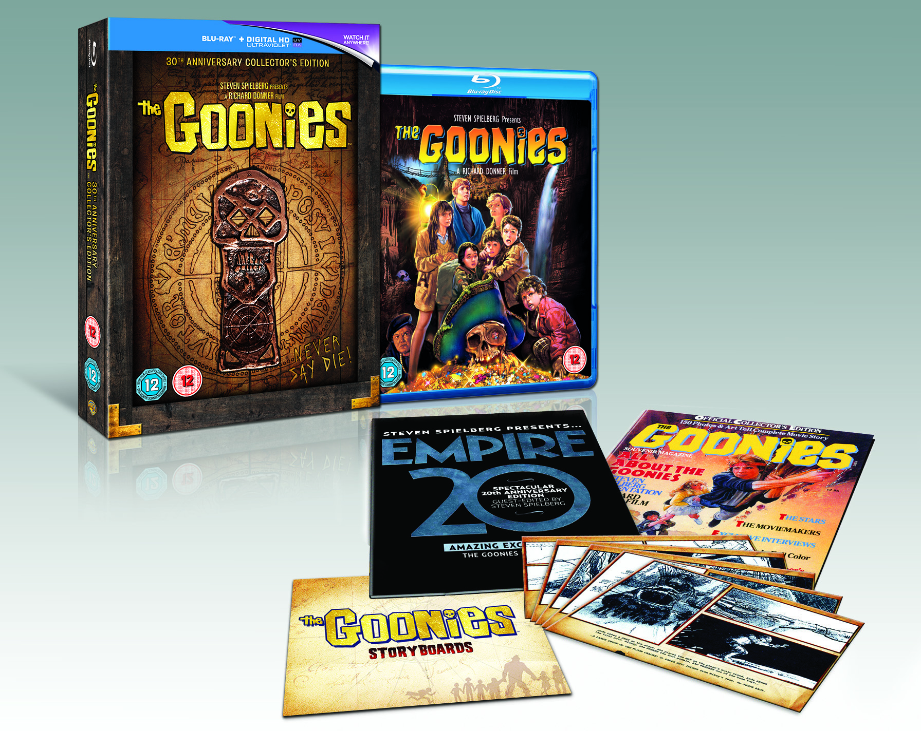 Goonies 30th Anniversary Blu-ray review