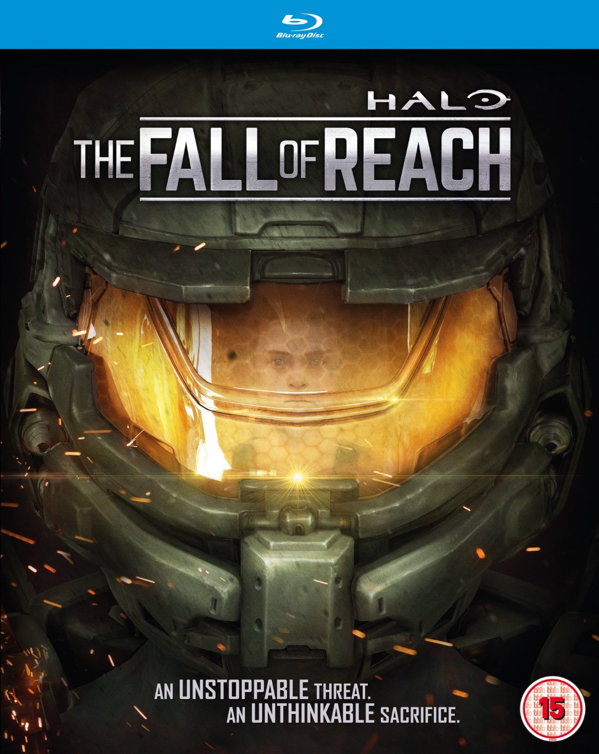 Halo The Fall Of Reach Blu-ray review