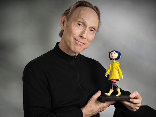 Henry Selick and Coraline