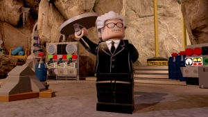Lego Batman movie casts a fittingly British Alfred