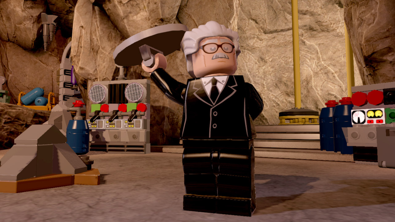 Lego Batman movie casts a fittingly British Alfred ...