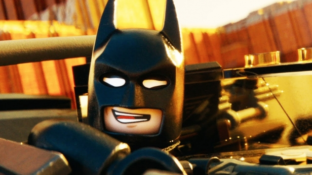 Lego Batman movie mayor