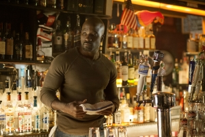 "Luke Cage: ""Jessica Jones is not his origin story"""