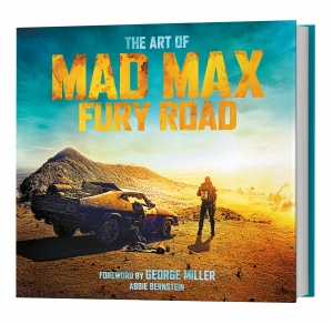WIN AN INCREDIBLE BOOK SHOWING THE ART OF MAD MAX: FURY ROAD