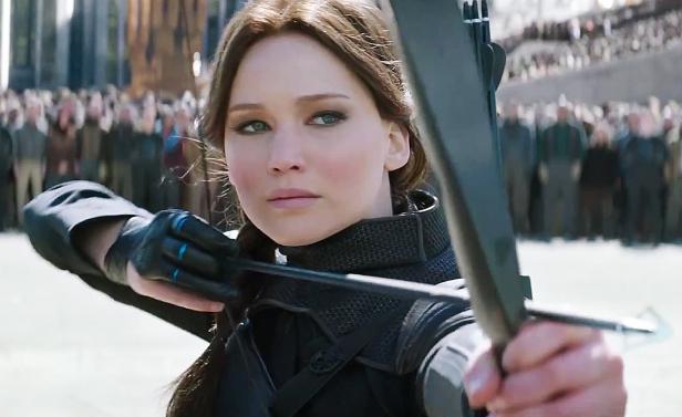 Mockingjay Part 2 Jennifer Lawrence Katniss Everdeen