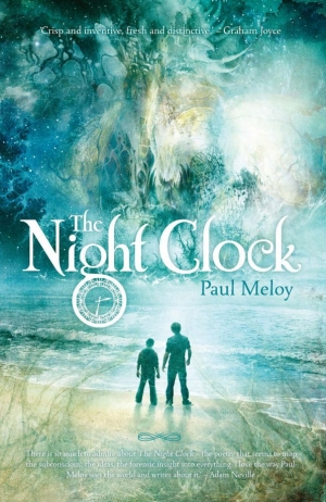 The Night Clock by Paul Meloy book review
