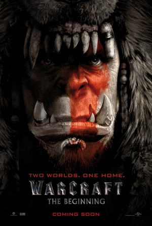 Warcraft new posters introduce Durotan and Lothar