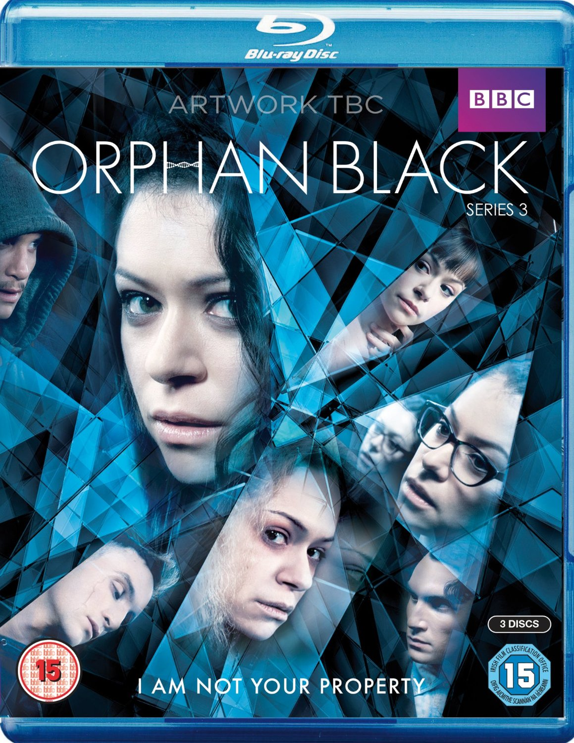 Orphan Black Season 3 Blu-ray review: Clone Wars