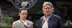 Star Wars: The Force Awakens new TV spot with more footage