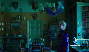 Alice Through The Looking Glass teasers are magical