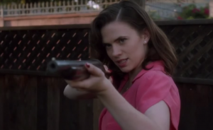 Agent Carter Season 2 teaser is going to hell in a handbasket