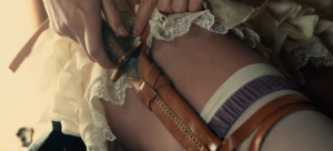 Pride And Prejudice And Zombies TV spot isn't messing around
