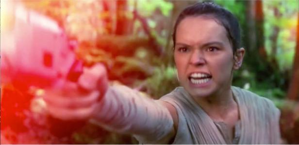 Star Wars 7 Force Awakens Rey