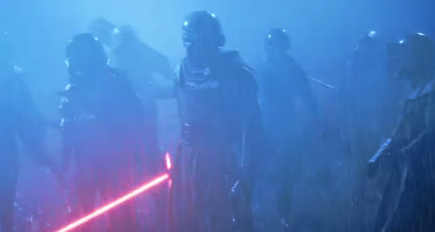 Star Wars 7 The Force Awakens Kylo Ren First Order
