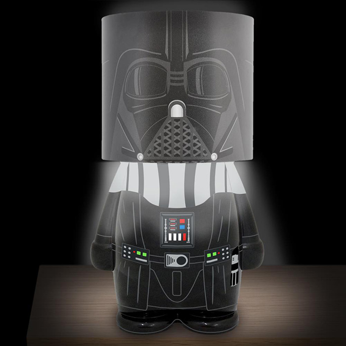 Star Wars Darth Vader Look-Alite LED Character Mood Light 5