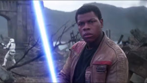 Star Wars 7: Force Awakens TV spot is all about Finn