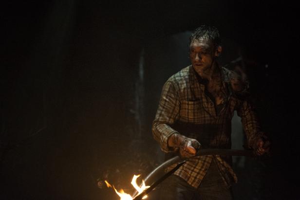 Joseph Mawle as Adam in The Hallow