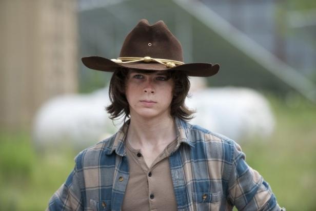 Walking Dead Season 6 Episode 7 Heads Up