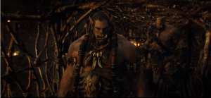 Warcraft trailer has the ultimate smackdown
