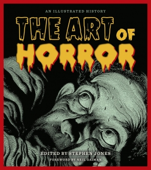 Art Of Horror by Stephen Jones book review
