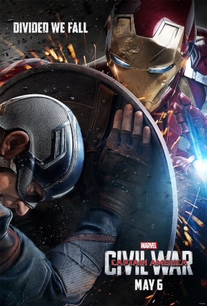 Captain America: Civil War posters go head to head