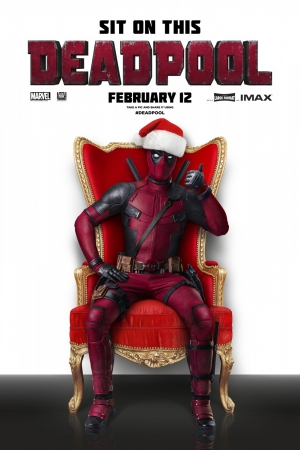 Deadpool new poster wants you to sit on its lap