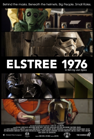 Elstree 1976 new poster takes a look behind the masks