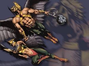 Arrow/Flash crossover pic reveals Hawkman & Hawkgirl