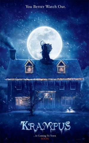 Krampus poster had better watch out