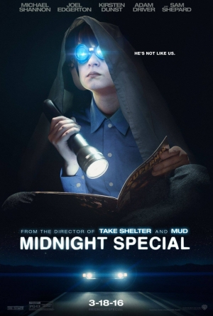 Midnight Special first look at Michael Shannon and Kirsten Dunst