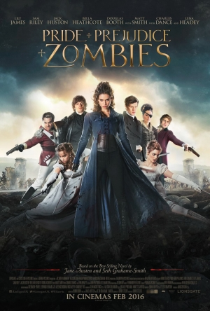 Pride And Prejudice And Zombies new poster strikes a pose