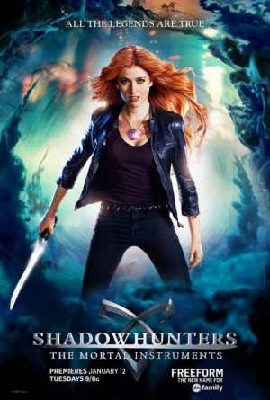 Shadowhunters new posters are ready for battle and booty shots