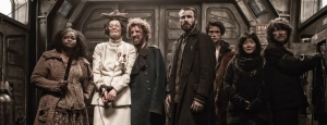 Snowpiercer TV series coming to take the engine