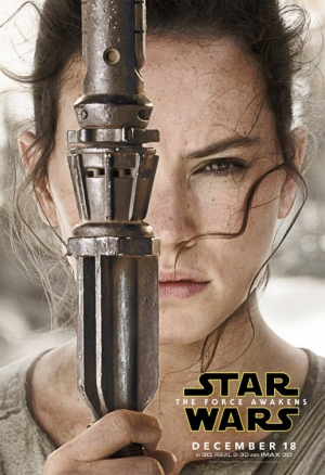 Star Wars 7: The Force Awakens character posters are here